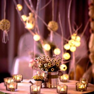 23821812 - the decoration in a wedding ceremony