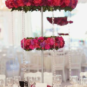 39345524 - decorated wedding table